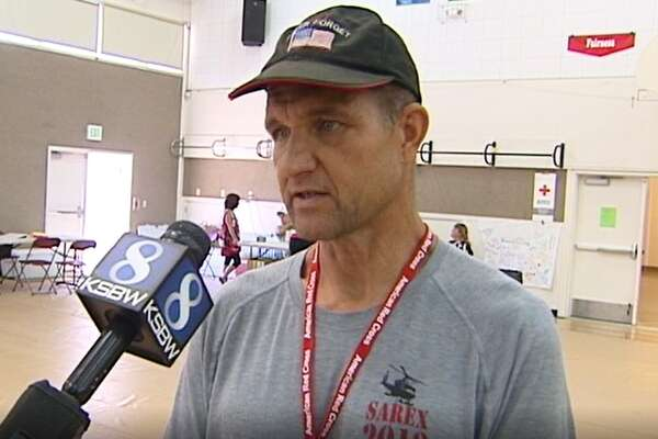 Dennis Alexander speaks with KSBW about the shooting incident at Seaside High School.