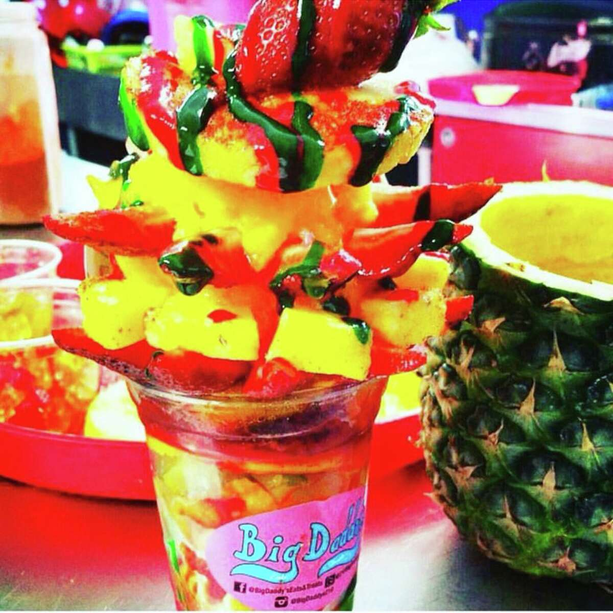 The Mexican artisan ice shop, Big Daddy's Eats & Treats, is opening a Laredo storefront.