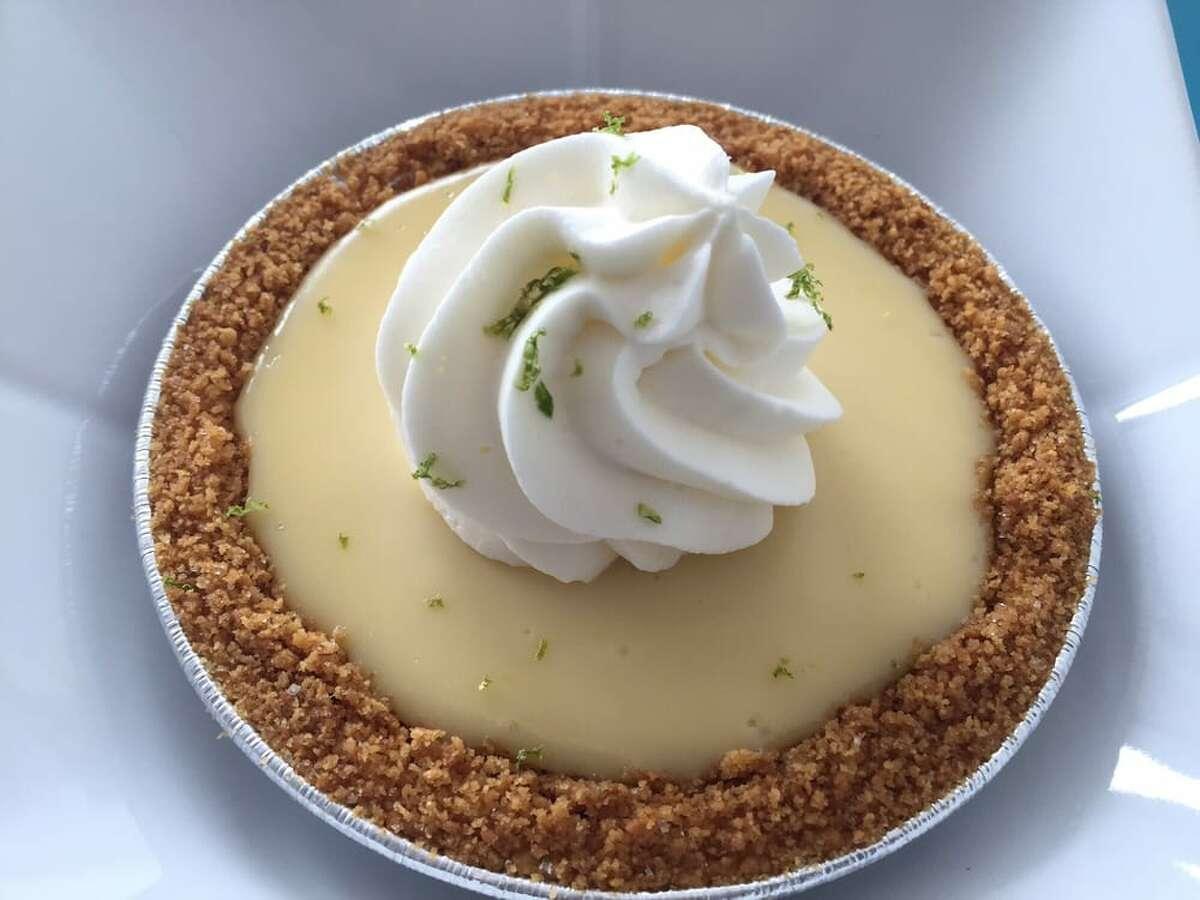 14. Oui Desserts Location: 3411 Kirby DriveStars: 4