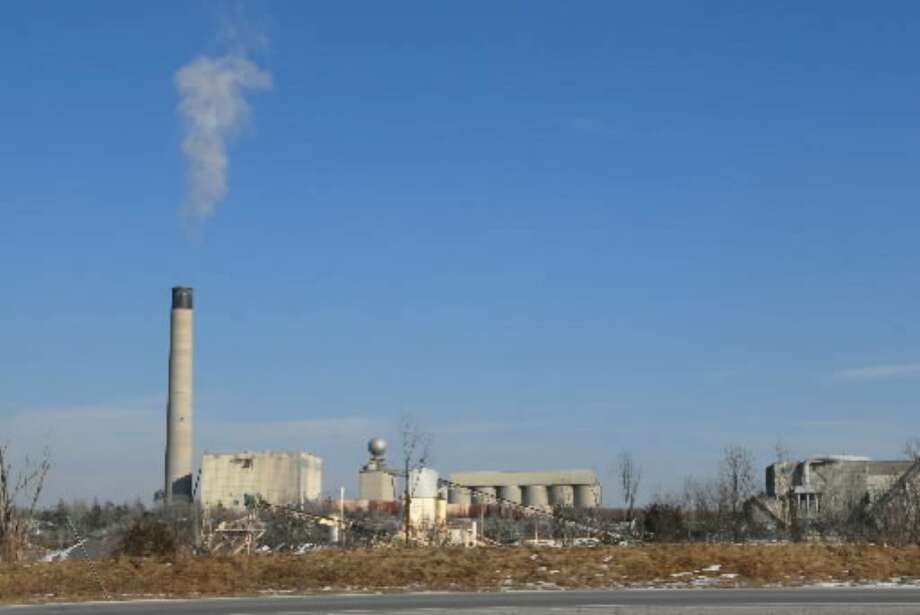 A view of the  Lafarge Raven Plant, in Ravena. (File photo)