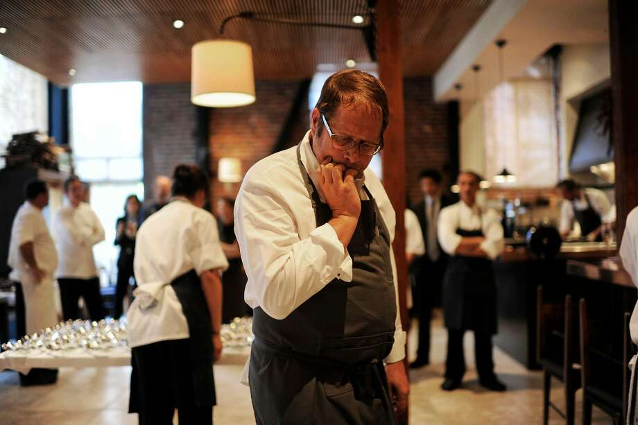 Outstanding Chef: David Kinch Photo: Yue Wu, The Chronicle
