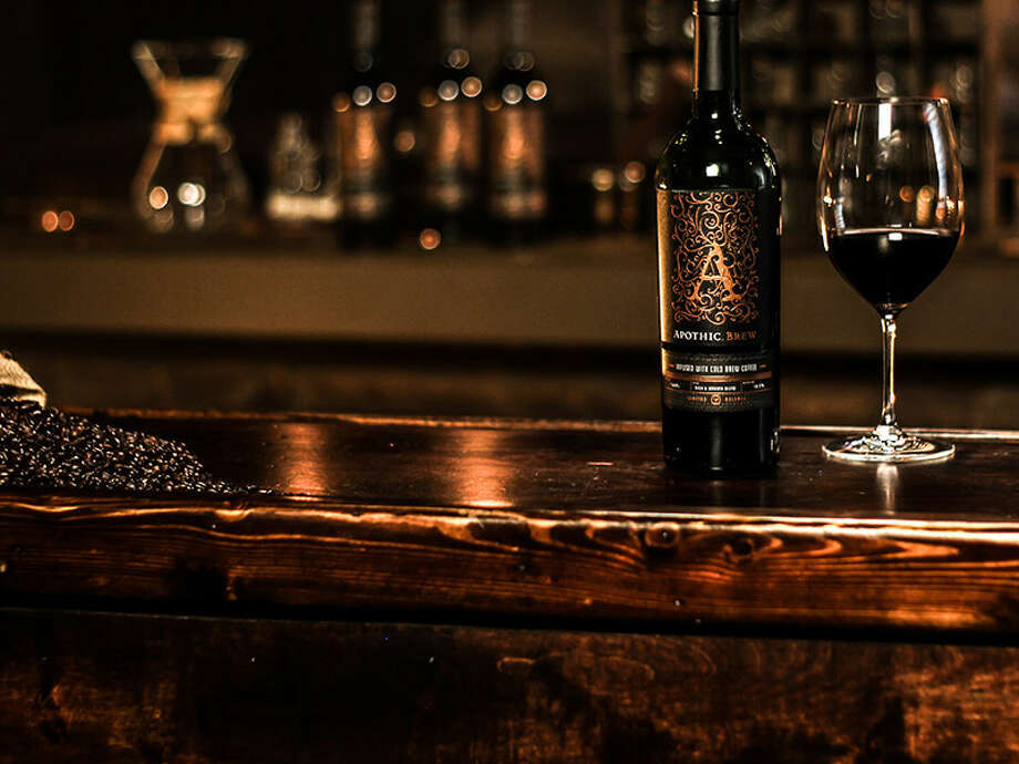 "Apothic Wines is bottling a ""Cold Brew"" wine infused with coffee. Photo: Apothic Wines / This image must be used within the context of the news release it accompanied. Request permission from issuer for other uses."