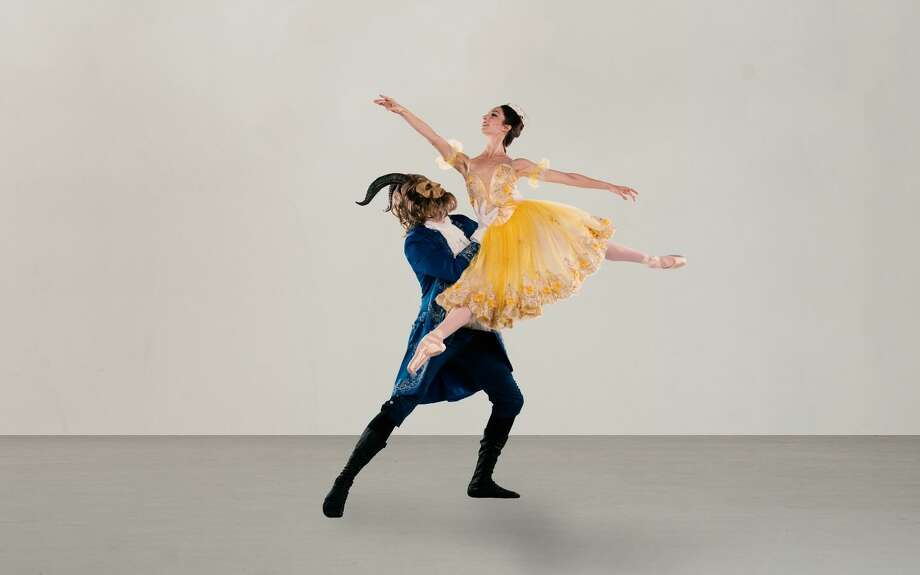 "Ballet San Antonio will open its 2018-'19 season with ""Beauty and the Beast."" Photo: Courtesy Alexander Devora"