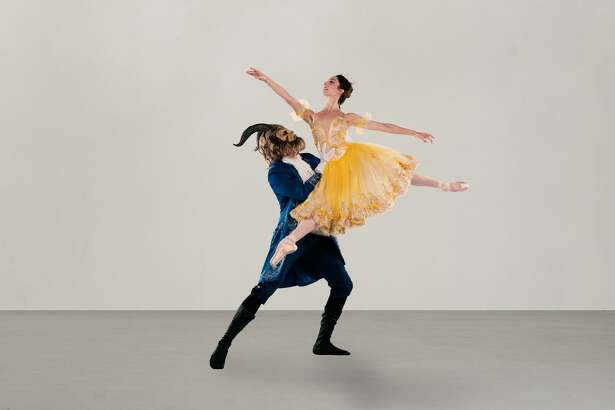 "Ballet San Antonio will open its 2018-'19 season with ""Beauty and the Beast."""