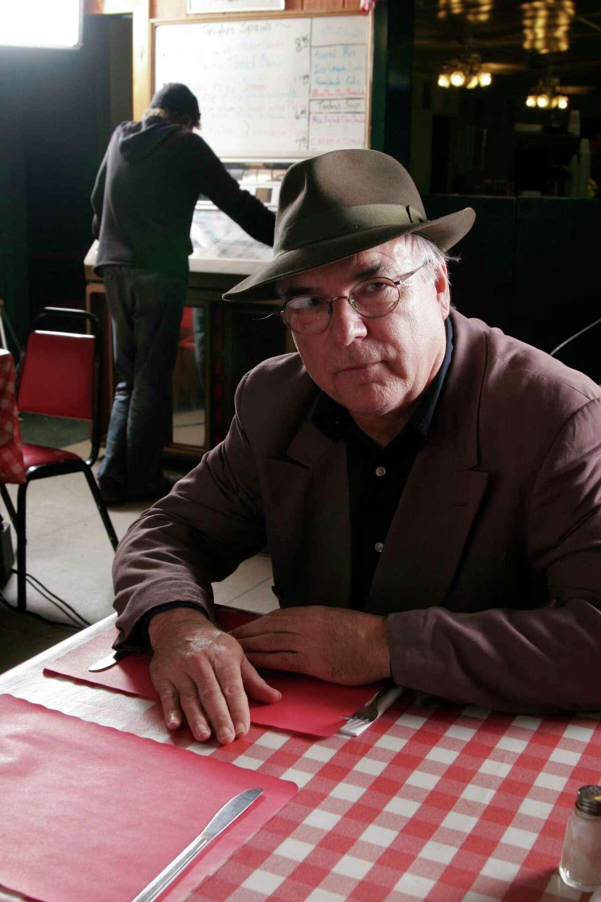 Songwriter David Olney