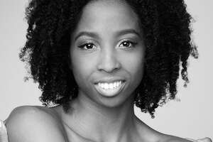 Ashley Mayeaux, an alumna of Houston's High School for the Performing and Visual Arts, comes home as a member of Alvin Ailey American Dance Company.
