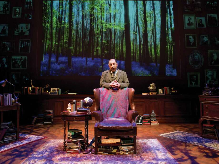 "Max McClean as the title character in ""C.S. Lewis Onstage: The Most Reluctant Convert,"" presented by A.D. Players. Photo: Jeremy Daniel / Photo: Jeremy Daniel (Instagram @JeremyDanielPhoto)"