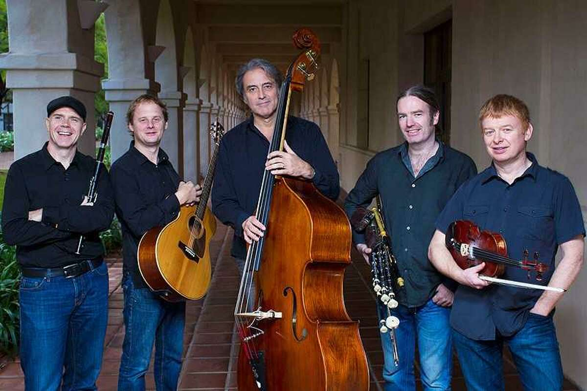 Lunasa, with special guest vocalist Natalie Merchant, The Egg Performing Arts Center, Empire State Plaza, Albany. 7:30 p.m. Thursday.
