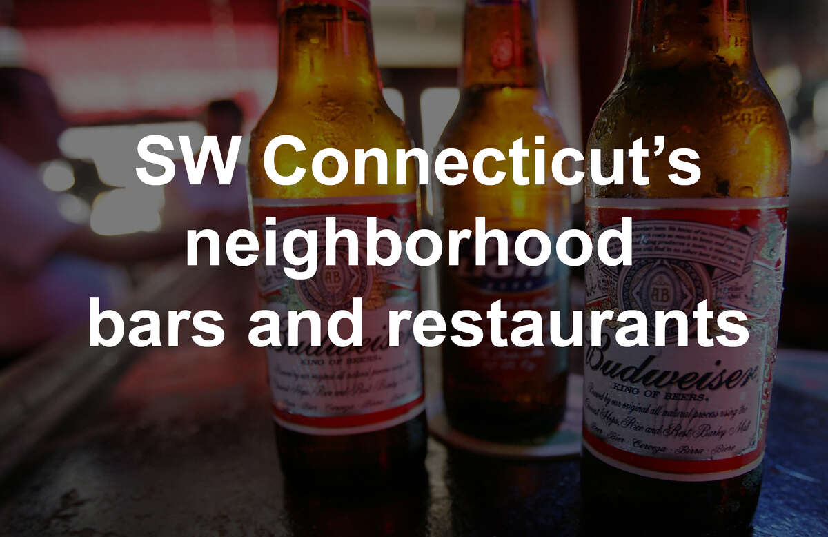 """""""Townie""""-it has kind of a negative connotation, but there's nothing wrong with an old-fashioned neighborhood joint. We've rounded up some quintessential local bars and restaurants in southwestern Connecticut because sometimes you want to go where everybody knows your name..."""