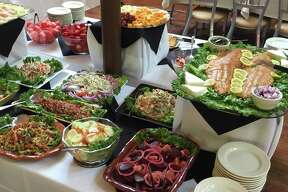 Los Patios, 2015 NE Loop 410, 210-655-6171, lospatios.com, will offer a buffet, with seating from 10:30 a.m.-2 p.m., for $44.95 for adults, $49.95 for seniors ages 65 and older and $22.95 for children ages 12 and younger. Buffet offerings include a selections of salads, soups, vegetables, carved meats, traditional brunch options and desserts. Champagne and mimosas will be served for $5 each.
