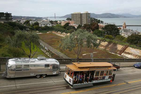 Russian Hill park expected on abandoned reservoir