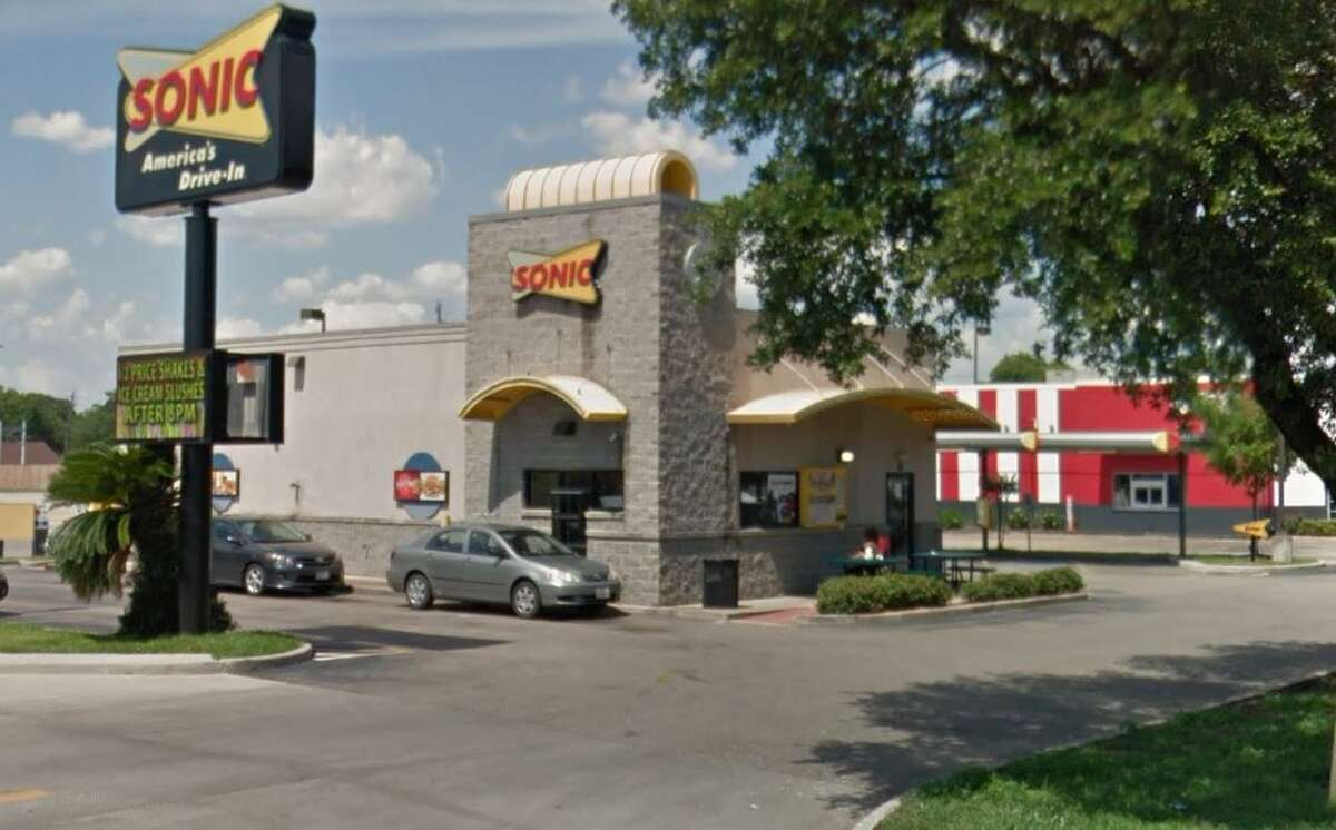 Sonic #6290 85 E Crosstimbers Houston, TX 77022 Demerits: 23 Inspection Highlights:Observed stagnant/standing water on the floor at several areas of the kitchen. Control to eliminate the presence of (insects) within the physical facility/ contents of facility.