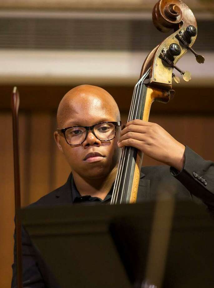 He was an aspiring musician, becoming advanced in the martial arts and yearning to become a neurosurgeon. But all the promise ahead for 17-year-old Draylen Mason's was snuffed out this week when he was killed in one of the three package bombings that have Austin on edge. Photo: Photos Courtesy Of Austin Soundwaves / Photos Courtesy Of Austin Soundwaves / Photos courtesy of Austin Soundwaves