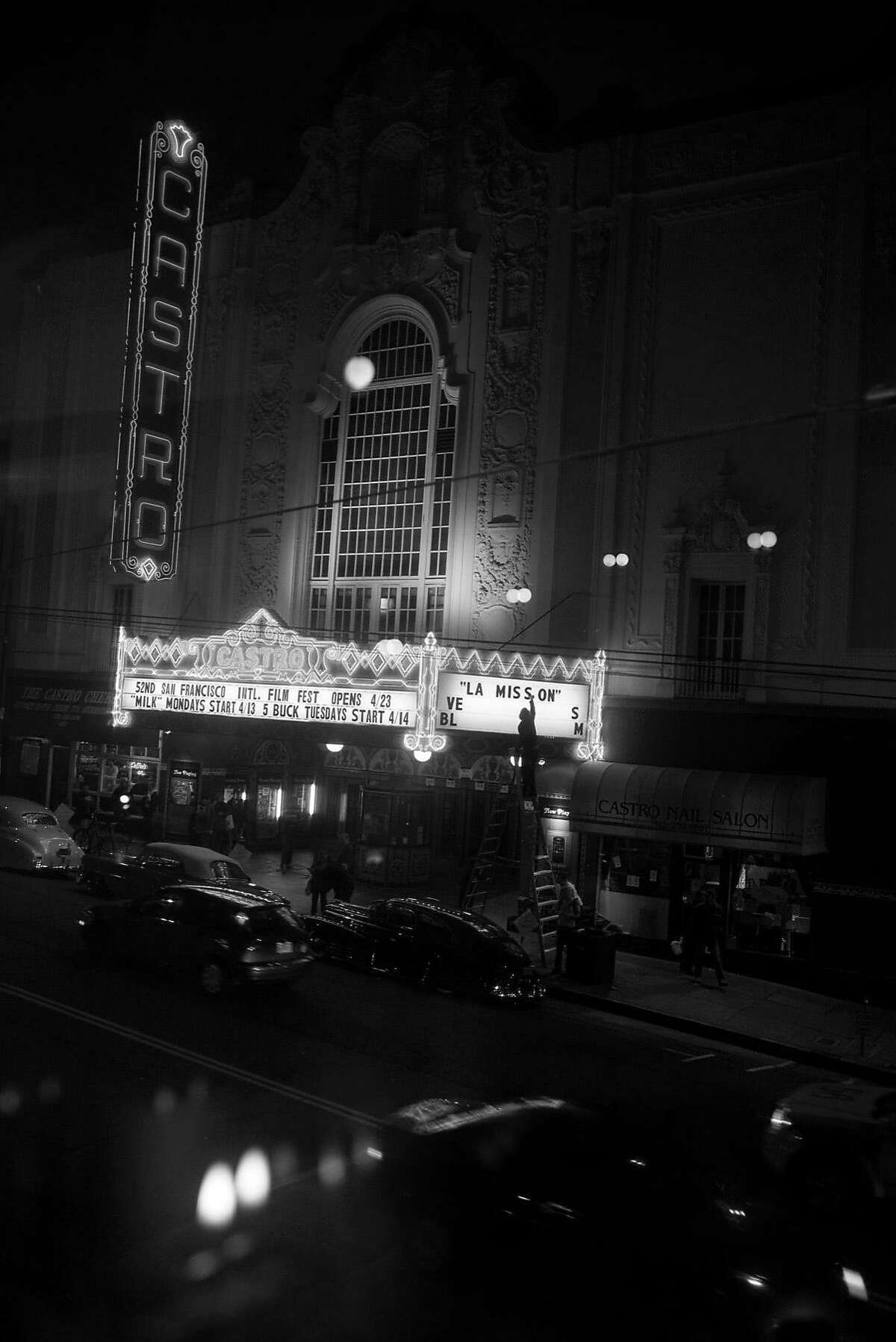 """""""Castro Theater,""""� 2009, opening of the San Francisco International Film Festival"""