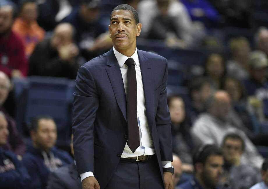 Former UConn coach Kevin Ollie believes he should have been given one more season to turn the Huskies around. Photo: Jessica Hill / Associated Press / AP2017