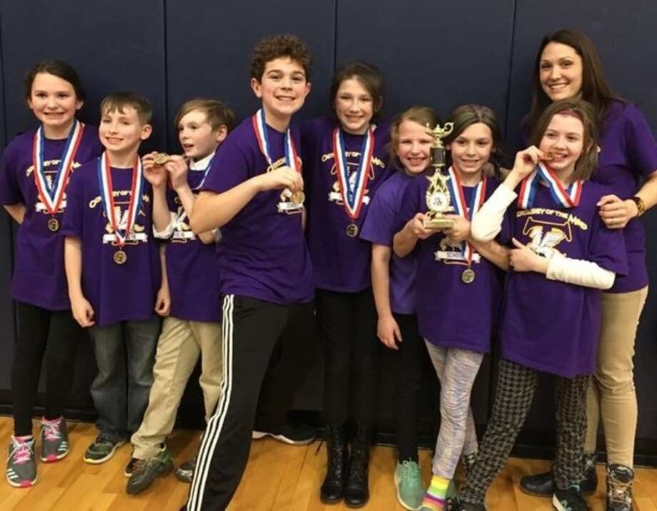 Troy?s School 18 Odyssey of the Mind Team is now a Division 1 Odyssey of the Mind first place winner and will travel to State University at Binghamton for the state finals in April. Winners at the state tournament advance to the World Tournament at the University of Iowa in May.