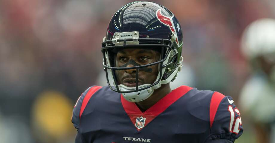 The Texans re-signed wide receiver Bruce Ellington to a one-year contract Wednesday. Photo: Icon Sportswire/Icon Sportswire Via Getty Images