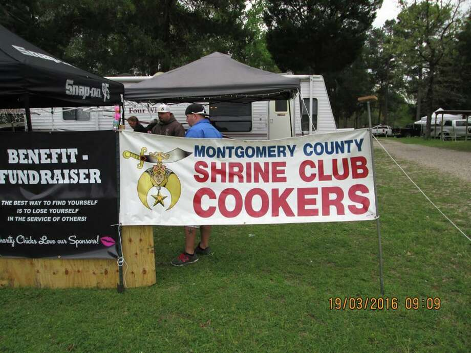 American Legion Auxiliary at Post 618 will host its major 34th annual      Shriners Chili Cook-off Friday and Saturday at the American Legion Hall,      located at 13054 E. FM 1097 Road in Willis. Photo: Submitted Photo