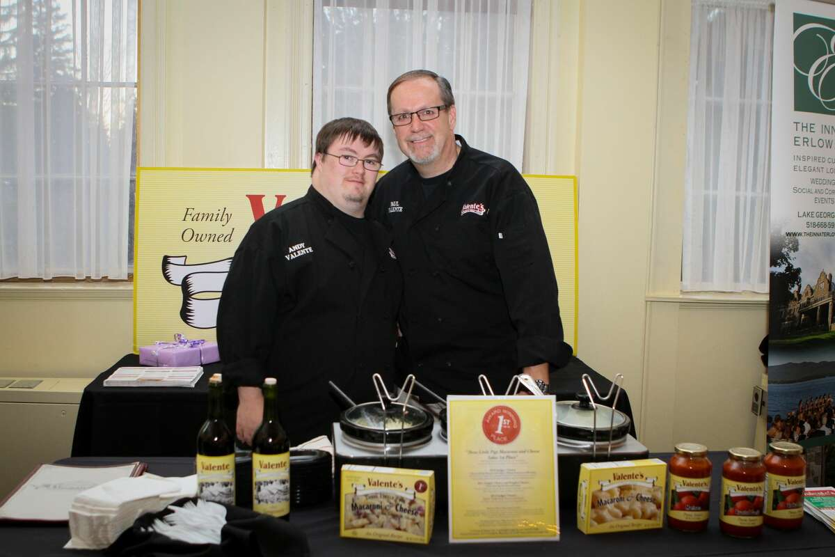 2. Though we may be the 'faces' of Valente's, representing the restaurant at various not-for-profit events, we do not own or take part in the everyday operation of the restaurant.