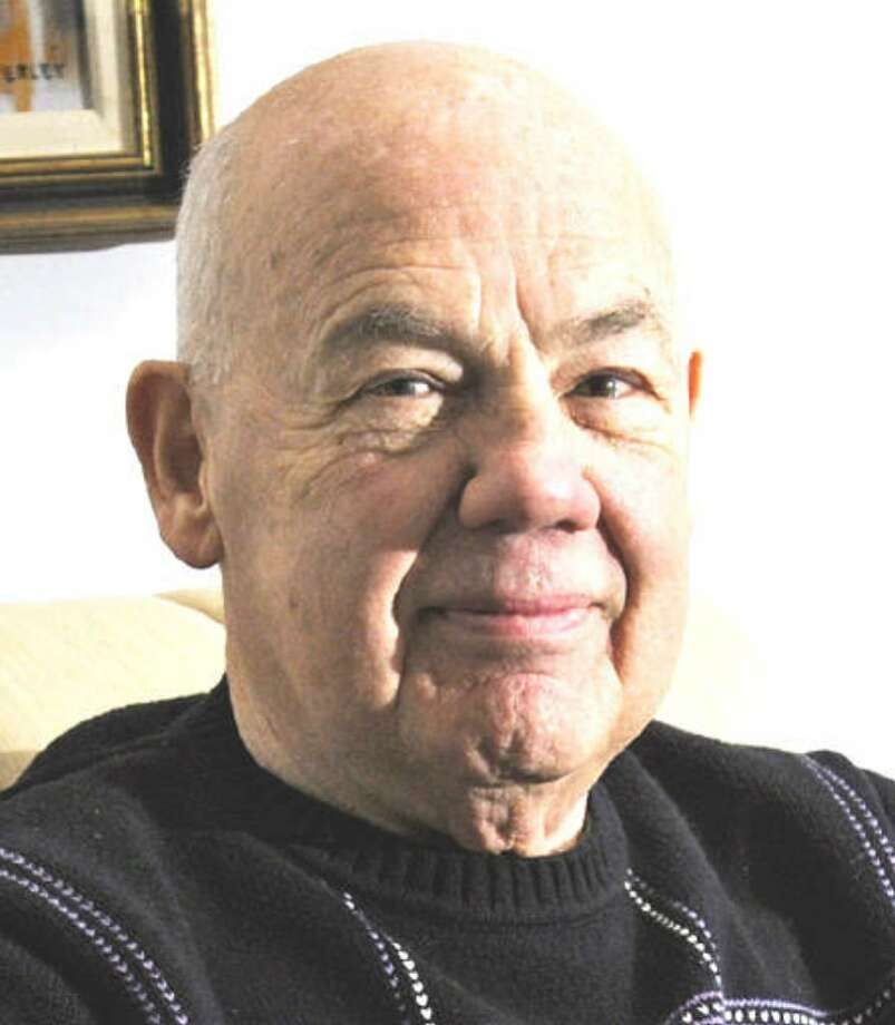 Hugo David Renz, a juror in the Joe Bruno trial, at his home in Altamont, N.Y. on Dec. 16, 2009. (Lori Van Buren / Times Union)