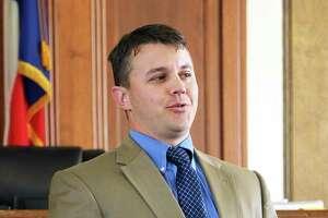 Liberty County District Attorney Logan Pickett