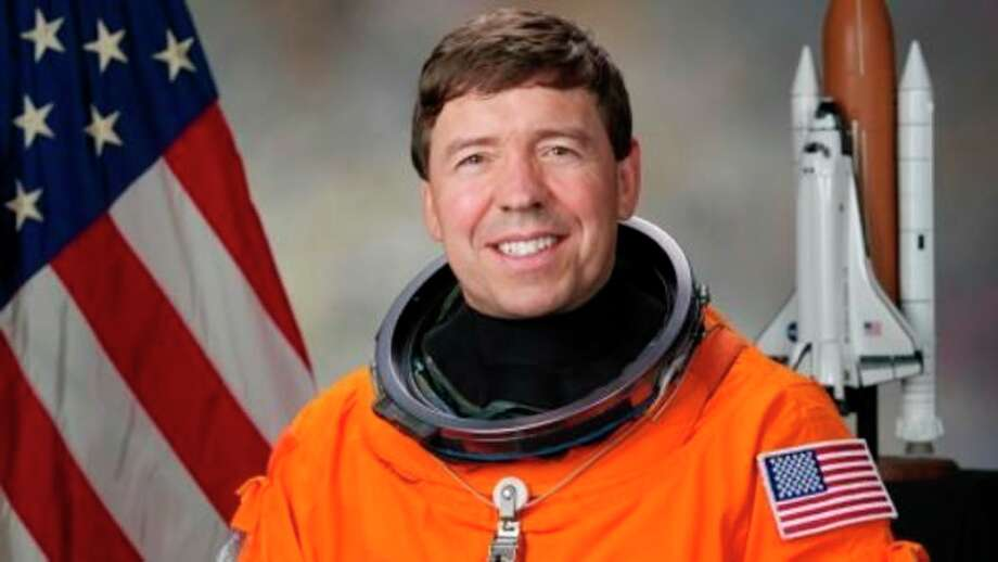 NASA astronaut Dr. Michael Barratt will speak in Midland June 13. (photo provided)