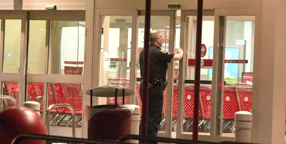 The Target on Highway 290 near Tidwell was robbed Thursday morning, March 15, 2018. Photo: Metro Video