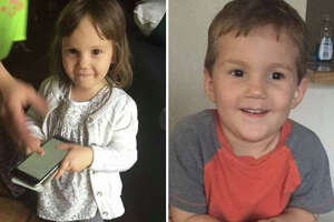 Kinsley and Kolby Hernandez were reported missing March 14, 2018, according to an alert from the National Center for Missing and Exploited Children.