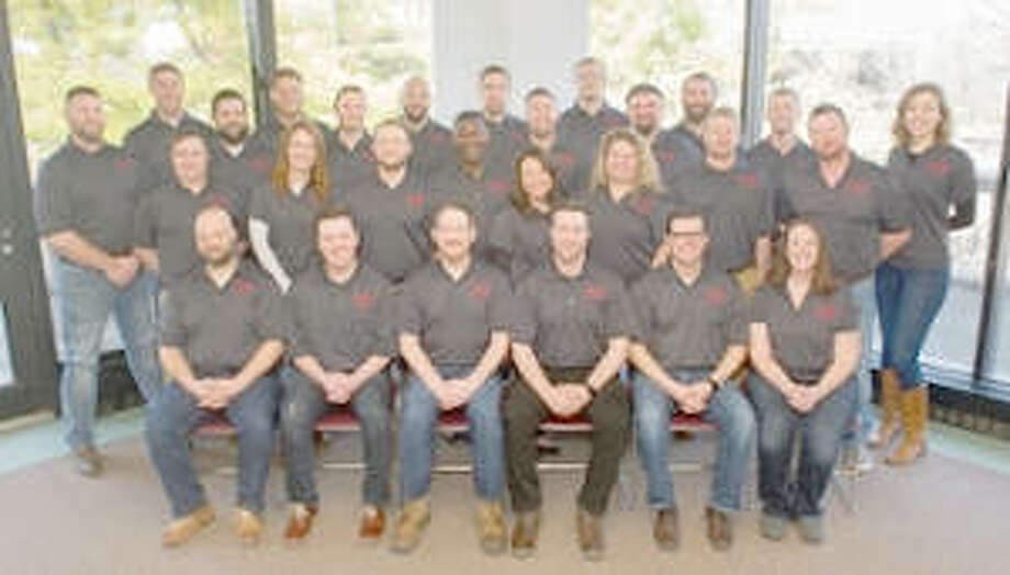 2018 graduates of SIUE's Construction Leadership Institute. Photo: For The Telegraph