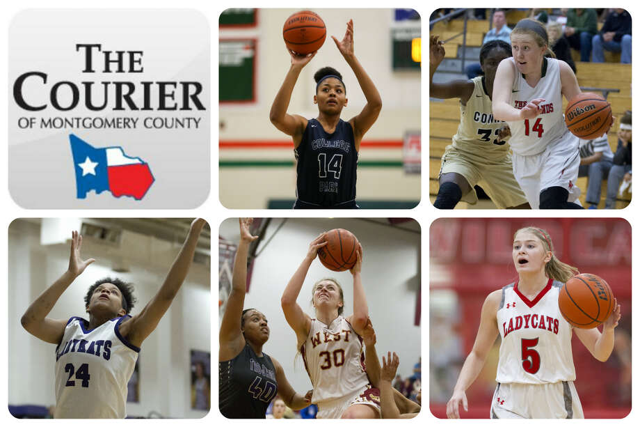 Sandra Cannady (College Park), Emma Warnsman (The Woodlands), Sha Richardson (Willis), Hannah Eggleston (Magnolia West) and Jessica Hiltibrand (Splendora) are The Courier's nominees for Offensive MVP.