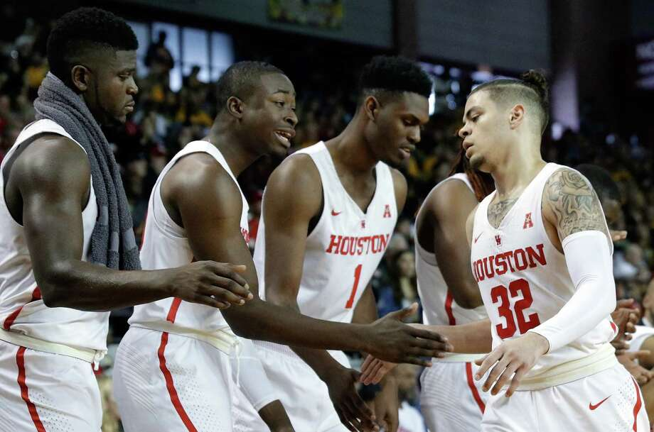 The University of Houston is back in the NCAA Tournament for the first time since 2010 and seeking its first win in the tournament since 1984. Photo: Michael Wyke, Freelance / © 2017 Houston Chronicle