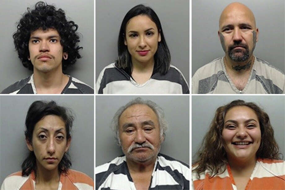 Click through to see the individuals arrested in Webb County for various charges in February 2018. Photo: Webb County Sheriff's Office