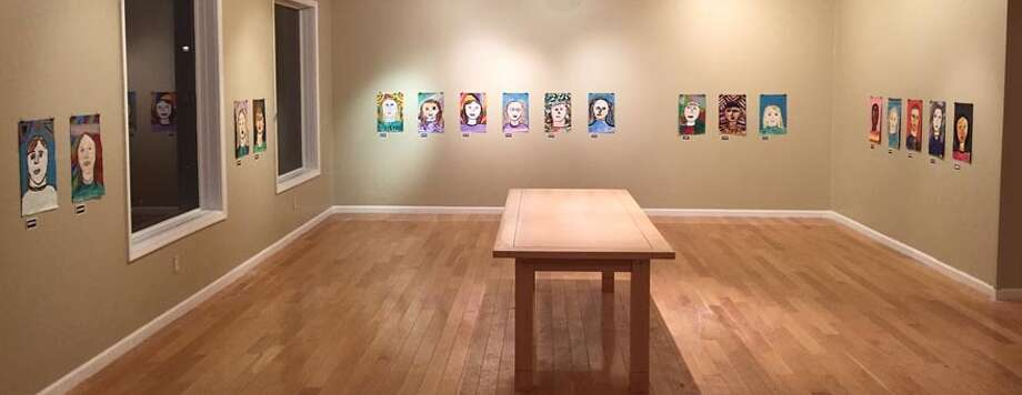 The art gallery run by the Catskill Mountain Foundation (image from catskillmtn.org)