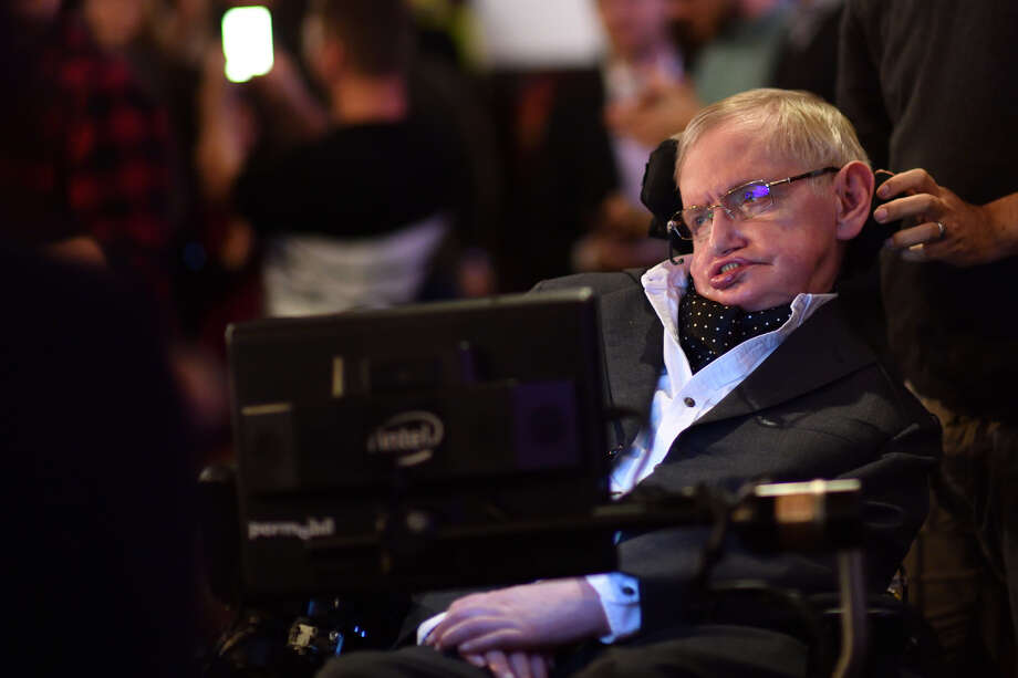 Hawking demonstrated that technology was a tool that enabled him, and others like him, to fully participate and contribute to the world around him. Photo: Chris Williamson / Getty Images