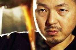 "Japanese ramen chef Osamu Tomita in a still from documentary ""Ramen Heads."""