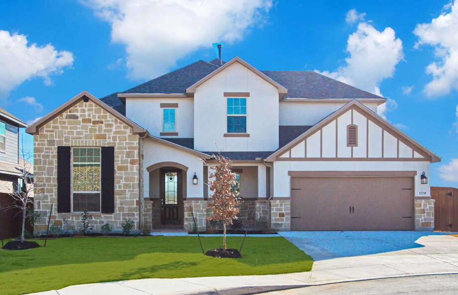 Sponsored by Highland HomesVIEW DETAILS for 12218 White River Drive | San Antonio, TX 78254When: 10am-7pm, Saturday, March 17 and 12-7pm, Sunday March 18, 20182 story, 4 bedrooms, 3 full baths, game room, media room, formal dining, outdoor living, and a 2-car garage. 2,906 sqft. A superb home for the family! Entertain with family or friends in the game room, media room or on the large covered patio overlooking a generous backyard and a greenbelt!! A vaulted ceiling in the family room creates an open atmosphere that enhances the living in the home. A spacious dining room and breakfast nook creates the perfect gathering space for those special holidays! Lots of EXTRAS! Was $395,610 NOW $349,610Contact:Keith Hale210-688-9611khale@hhomesltd.com Photo: Photo Provided By Highland Homes