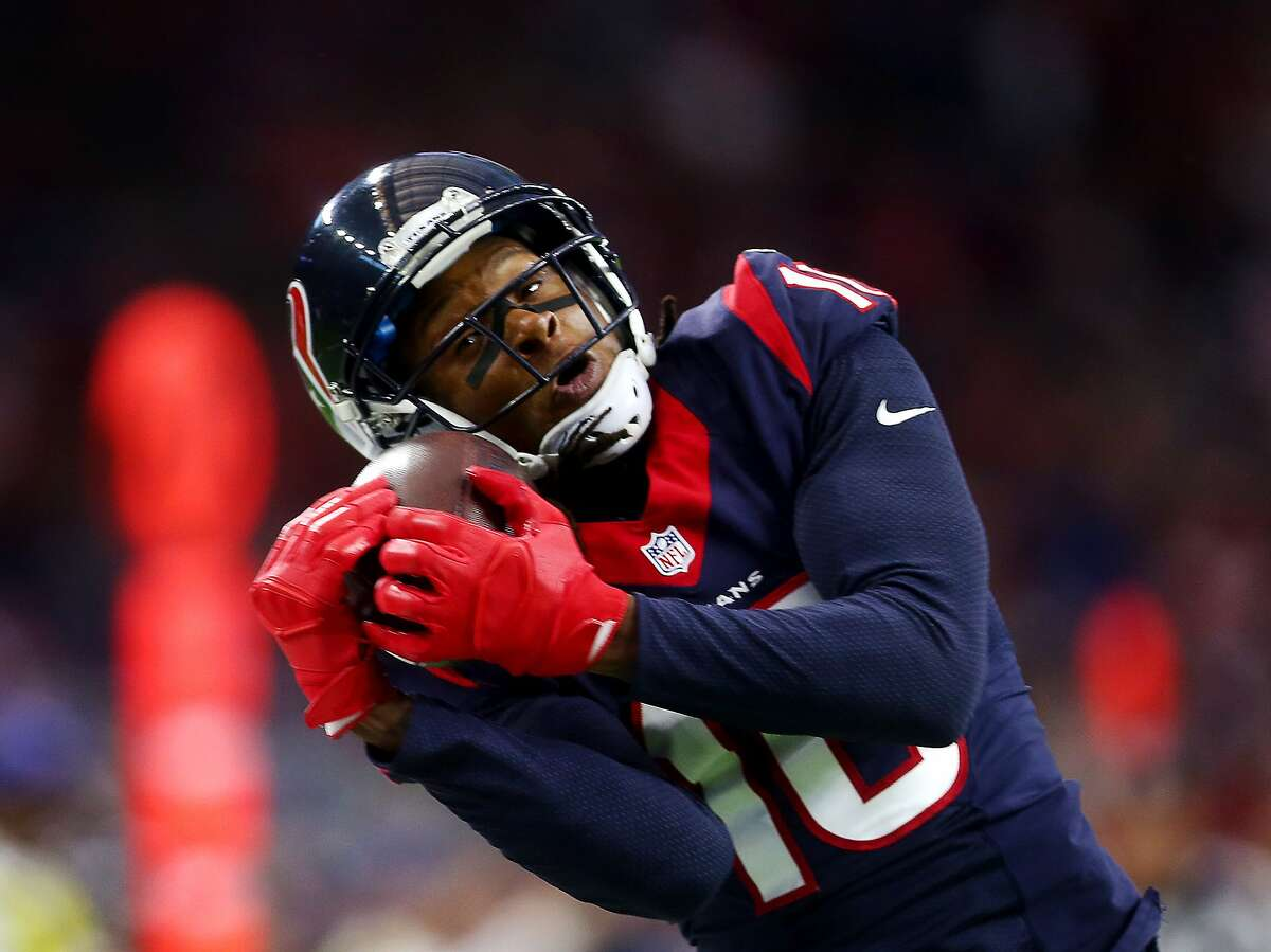20. Finally ... a playoff W On Jan. 7, 2017, the Houston Texans won their first playoff game under head coach Bill O'Brien. After earning their second-consecutive AFC South division title, Houston defeated the Oakland Raiders 27-14 in the AFC Wild Card game at NRG Stadium.