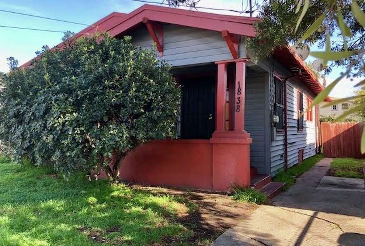 ALAMEDA COUNTY 1838 66th Avenue, Oakland Asking price: $299,000 Alameda County median listing price: $749,000