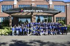 For the past five years, Americares has placed in the top 50 places to work in the Hearst Top Workplaces survey.