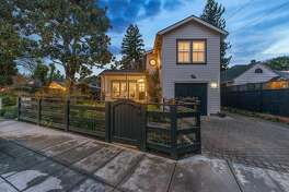 151 Elm Ave. in Mill Valley is a four-bedroom available for $3.95 million.�