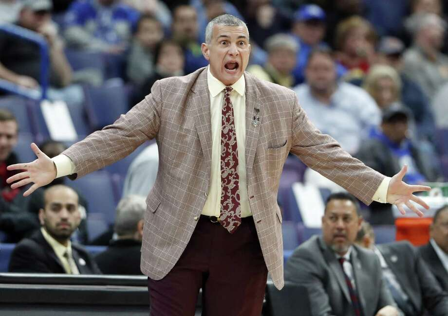 South Carolina coach Frank Martin Photo: Jeff Roberson / Associated Press / Copyright 2018 The Associated Press. All rights reserved.