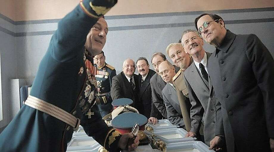 'The Death of Stalin' Photo: IFC Films