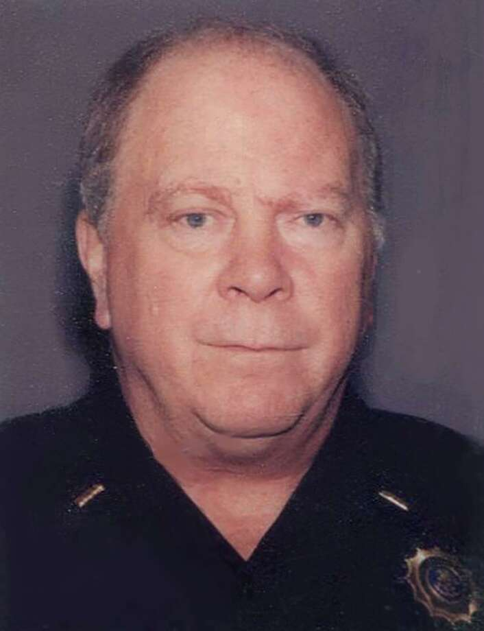 A former Greenwich police lieutenant, Robert J. Brown Sr., died at the age of 74. Photo: / GPD