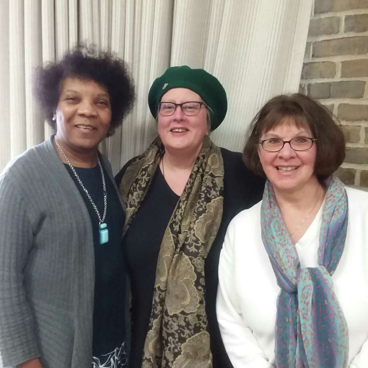 Crime writers Frankie Y. Bailey, K. A. Laity, Carol Pouliot, and Robert Knightly (not shown) headline the 2018 Murderous March Writers' and Reader' Confab on March 24 at the East Greenbush Community Library. (Provided)