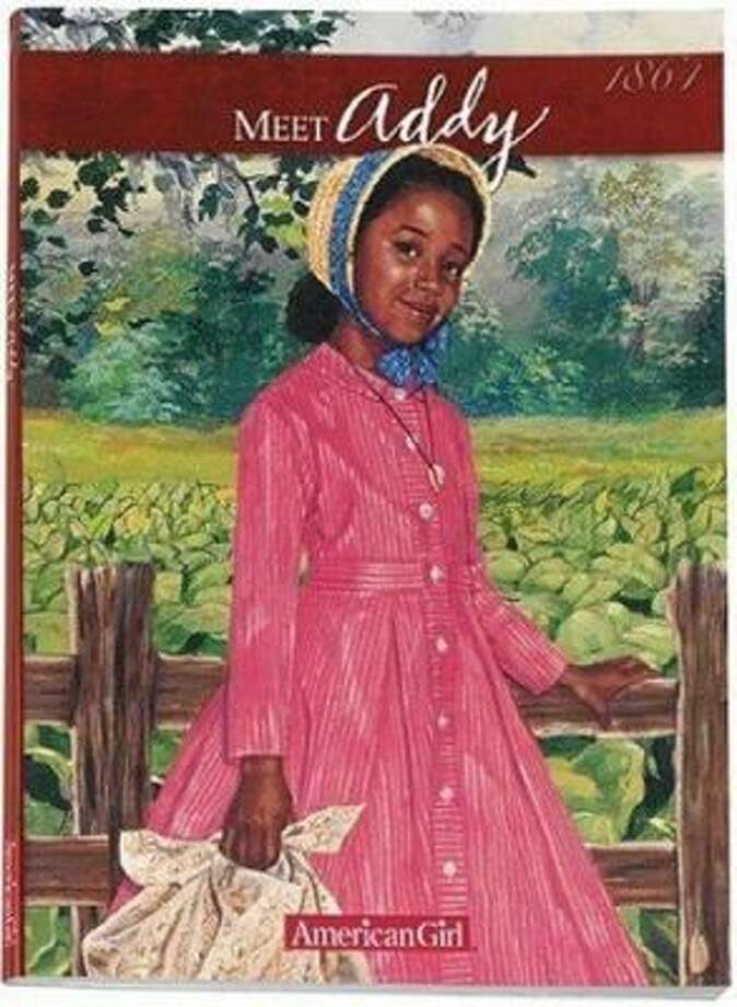 "One of Dahl Taylor's ""American Girl"" cover"