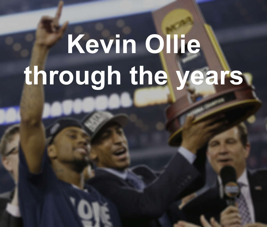 Kevin Ollie through the years