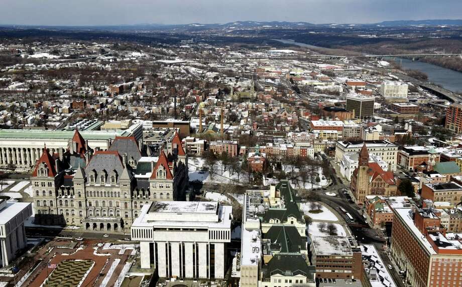 Imagine what Albany and the Capital Region's other cities would look like if every project that had ever been proposed were constructed. Quite different. Click through the slideshow for a glimpse into some of the proposals. Photo: Will Waldron, Albany Times Union