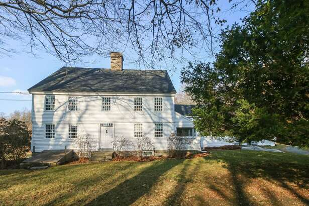 The home at 109 Berkshire Road in Newtown has an interesting history.
