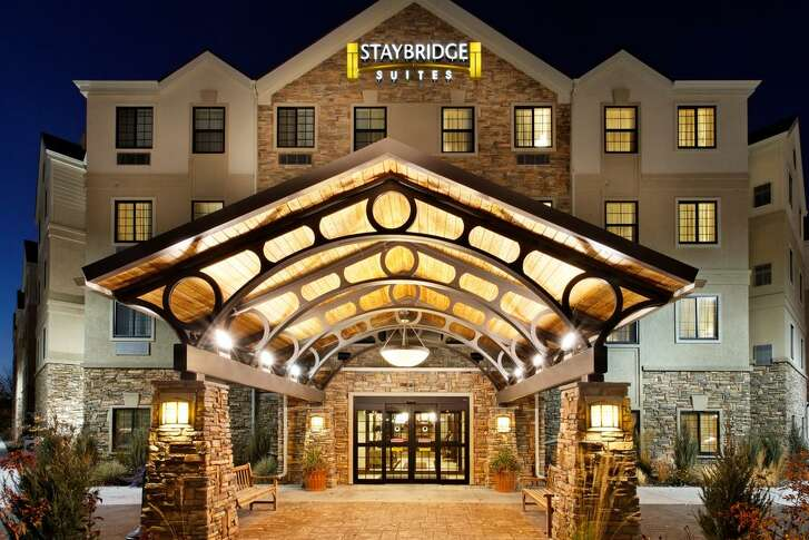 17 of 65 staybridge suites InterContinental Hotels Group announced the opening of the 90-room Staybridge Suites - Generation Park - Humble at  4819 Canyon Lakes Trace Drive, Humble. The hotel is owned by Fresh Start Hospitality and managed by Pathfinder Development.