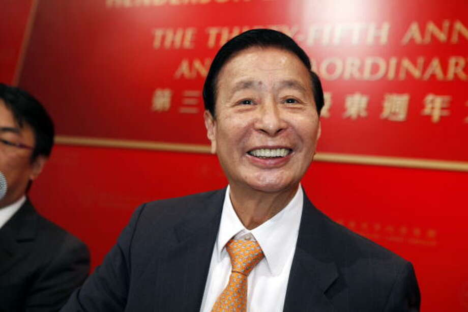 No. 25 (tied)Name: Lee Shau-keeWorth: $30.3 billionSource of wealth: Real estate Photo: Bloomberg/Bloomberg Via Getty Images